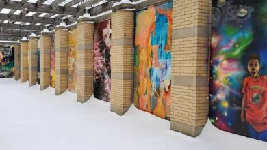Photo of Mississauga artists looked to decorate the downtown skate park